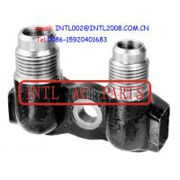 "Wholesale Universal A/C compressor Fitting Adapter Vertical Flare Port/Tube manifold fitting 3/4"" x 7/8"" from china suppliers"