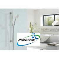 Wholesale Wall Mounted Bathroom Shower Slide Bar Chrome Plated Head Holder Easy Install from china suppliers