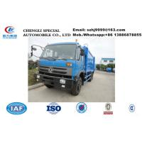 Wholesale high quality China-made Factory customized dongfeng 16m3 garbage compactor truck, refuse garbage compactor truck from china suppliers