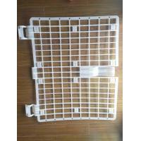 Wholesale White Scaffold Plastic Brick Guard For Construction Protection Easily Installed from china suppliers