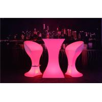 Wholesale Fireproof LED Sofa Waterproof Rechargeable 4 Flash Modes LED Cocktail Table from china suppliers