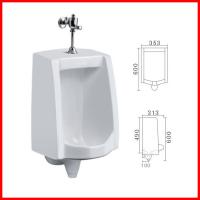 Wholesale cheap ceramic wall hand urinal urine pot male urine basin for indian market from china suppliers