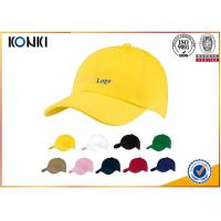 Wholesale 100 Cotton Custom Caps Hats , Personalized Custom Fitted Baseball Caps For Man from china suppliers