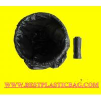 Wholesale cheap disposable clear LDPE plastic garbage bags from china suppliers