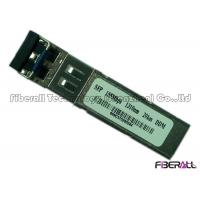 Wholesale 155M SFP Optical Fiber Transceiver Module Distance 20KM To 80KM LC DX from china suppliers