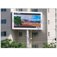 Wholesale Commercial Advertising LED Video Walls Programmable Full Color with -20 - 50°C Working Temperature from china suppliers