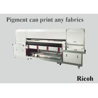 Wholesale Automatic Cleaning Digital Cloth Printing Machine , Large Format Digital Printer from china suppliers