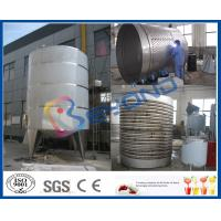 Wholesale SUS304 Double Layer Tank / Stainless Steel Tanks For Juice Storage And Insulation from china suppliers