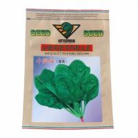 Buy cheap Custom printed three side sealing heat seal OPP Plastic bag for vegetables packing from wholesalers
