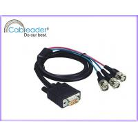 Wholesale VGA Cable to TV HD15M - 3XBNC male cable, from 6 ft to 200 ft from china suppliers