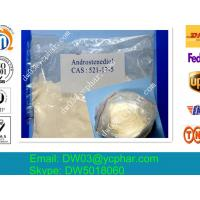 Wholesale Positive Androstenedione Prohormones Steroids 4-DHEA (4-AD) Cutting Cycle Steroids for Medicine 63-05-8 from china suppliers