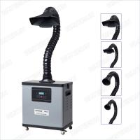 Wholesale Durable 99.97% Solder Fume Extractor , F6001d Portable Fume Collector from china suppliers