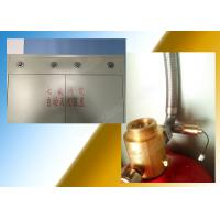 Wholesale Red / Silver HFC227ea Fire Suppression System 2.5Mpa Working Pressure from china suppliers