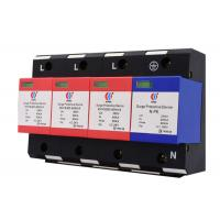 NPE Type 4 Poles Power Protection Devices , 80ka Transient Surge Suppressor