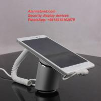Wholesale COMER Universal Tablet Security Holder Chargeable mobile phone display stand anti-theft device retail from china suppliers