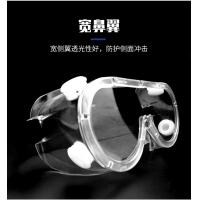 China Custom Medical Anti Fog Protective Goggles Clear Color Wide Vision Field on sale