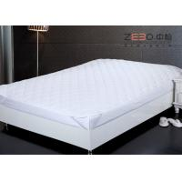 Wholesale ZEBO Customized Size Hotel Mattress Protector simple Design OEM / ODM Available from china suppliers