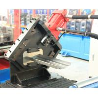 Wholesale 1.2mm Thickness Door Frame Roll Metal Forming Machines For Steel Windows from china suppliers