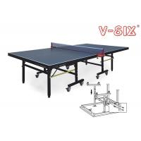 Wholesale Single Portable Ping Pong Table Standard Size , Easy Install Table Tennis Equipment from china suppliers