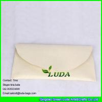Wholesale LUDA promotional cheap paper straw clutches from china suppliers