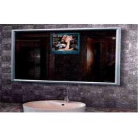 Wholesale Magic Mirror Backlit Led Light Box , A3 Crystal Slim commercial Advertising Display from china suppliers