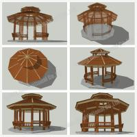 Wholesale large gazebo 22.2ft.*23.3ft.*20ft. from china suppliers
