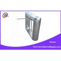Wholesale Turnstile Security Systems Pedestrian Barrier Gate With cctv camera system from china suppliers