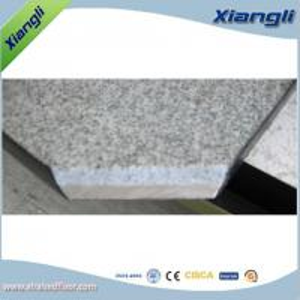 Buy cheap Granite Finish Raised Metal Floor / Raised Access Flooring Fireproof from wholesalers
