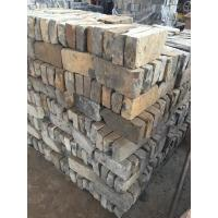 Wholesale Big Fireproof Reclaimed Brick Wall , Old World Brick Veneer For Wall Decoration from china suppliers