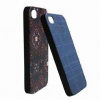 Wholesale Fabric IMD Cases for iPhone/iPad/Smartphones from china suppliers
