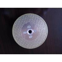 Wholesale Electroplated diamond saw blade for marble& granite from china suppliers