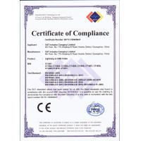 Guangzhou C&T Industry Company Limited Certifications