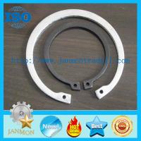 Wholesale DIN472 Spring Circlips for Holes(External),Zinc galvanized spring circlip,Stainless steel circlip,Black spring circlip from china suppliers