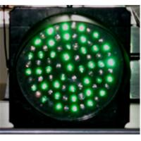 Wholesale Dia.300mm Solar Warning Lamp, Two Colors Lighting Sign, Remote Controlled from china suppliers