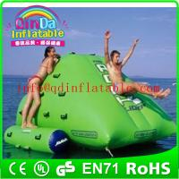 Wholesale Inflatable iceberg water toy, inflatable iceberg, inflatable pool iceberg iceberg float from china suppliers