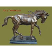 Quality Horse head sculpture for home decoration for sale