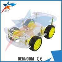 Wholesale DIY Drive Rate 4WD Drive Smart Car Universal Rc Car Remote Control from china suppliers