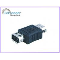 Wholesale IEEE 1394 adapter 9Pin female - 6Pin female from china suppliers