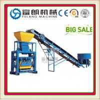 China Semi-automatic cement blocks making machine,hollow block machine for sale in India on sale