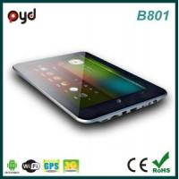 Wholesale 8 Inch Tablet PC with Google Android 4.0 Capacitive Via8850 Built Li-Battery 3000mAh (B801) from china suppliers