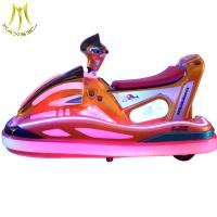 China Hansel   outdoor playground electric car amusement motor boat ride for sale on sale