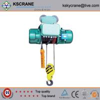 Buy cheap Wirerope Monorail Electric Hoist(CD),Electric Block from wholesalers