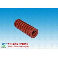 Wholesale Red Plating Machinery Die Springs Rectangle Wire 18MM Outside Diameter from china suppliers