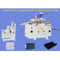 Wholesale Large Cutting Area High Speed Die Cutting Machine With Stable Cutting Pressure from china suppliers