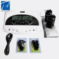 Wholesale Big LED screen dual system ionic detox foot spa from china suppliers