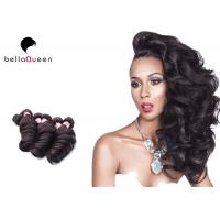 Wholesale Curly Natural 7A European Virgin Hair , 10 inch - 30 inch Lady Hair Extensions from china suppliers