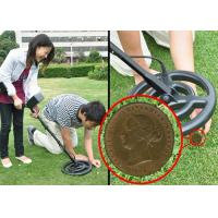 Quality 1.5 Meters Portable Underground gold detecting metal detectors AR924 , LCD Screens for sale