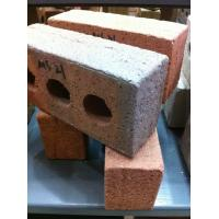 Wholesale Construction Building Materials Common Clay Bricks Sandblast Face With 3 Holes from china suppliers