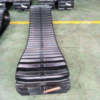 Wholesale Rubber Track Crawler BS450*90*60 for Claas Combine Harvesters from china suppliers