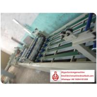 Wholesale Automatic Vacuum Forming Machine with Glue Spreading Overlaying Drying Process from china suppliers